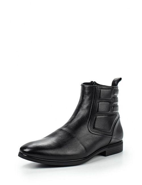 Conhpol   Мужские Чёрные Ботинки