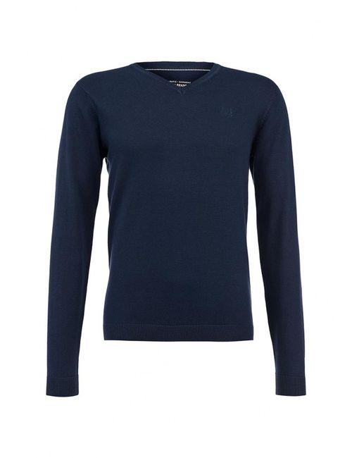 Fresh | Мужской Синий Пуловер