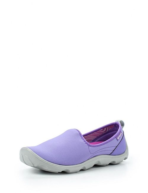 Crocs | Женские Фиолетовые Балетки