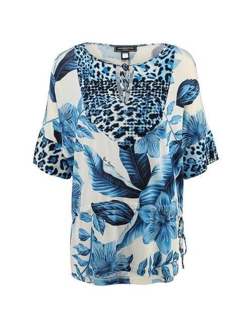 Roccobarocco Knitwear | Женская Голуба Туника