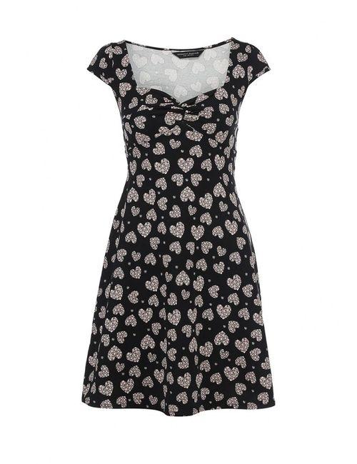 Dorothy Perkins   Женское Чёрное Платье