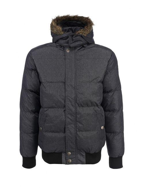 E-Bound | Мужская Серая Куртка Утепленная