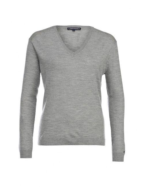 Tommy Hilfiger | Женский Серый Пуловер