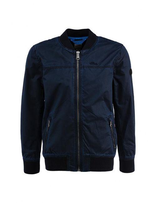 s.Oliver Denim | Мужская Синяя Куртка