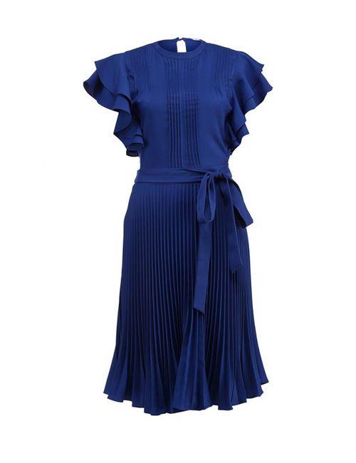 Lamania | Женское Синее Платье