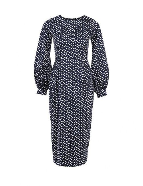 Tutto Bene | Женское Синее Платье