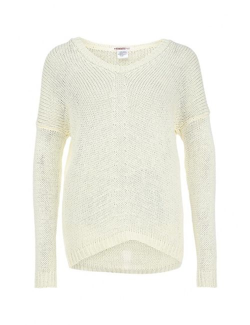 Kontatto | Женский Белый Пуловер
