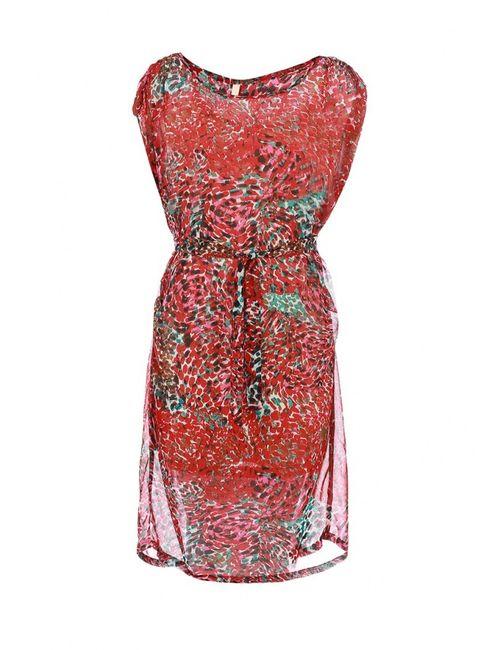 Baon | Женское Красное Платье