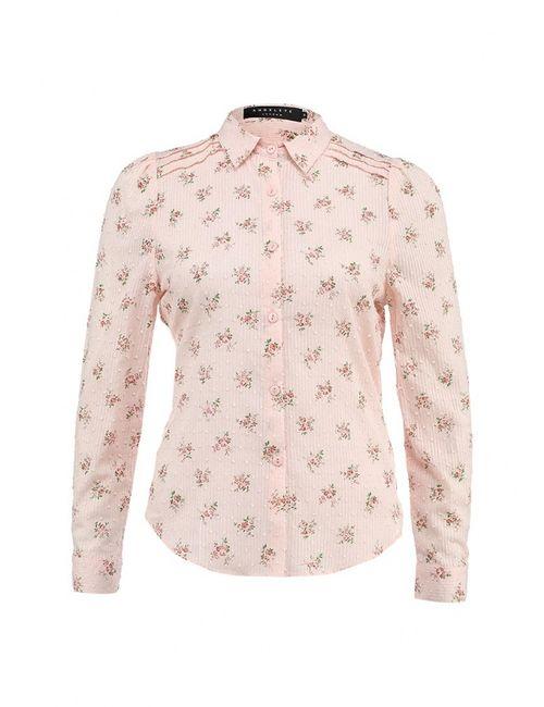 Angeleye London | Женская Розовая Блуза