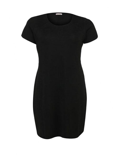 Fiorella Rubino | Женское Чёрное Платье