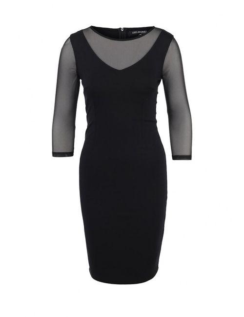 Top Secret | Женское Чёрное Платье