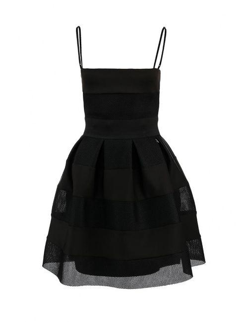 Rinascimento | Женское Черный Платье