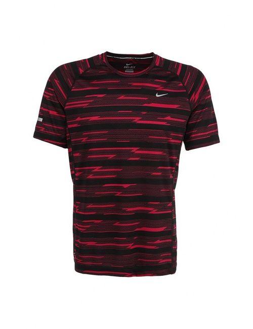 Nike   Мужская Красная Футболка Спортивная