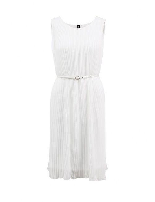 Bestia | Женское Белое Платье
