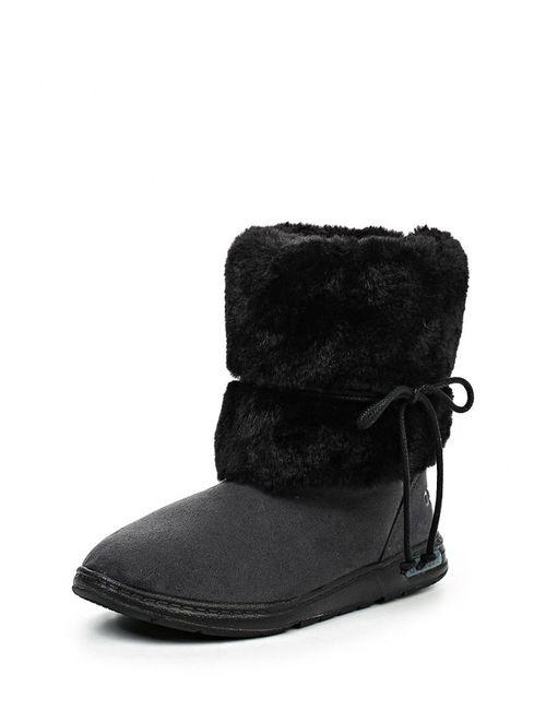 adidas Neo | Женские Чёрные Полусапоги