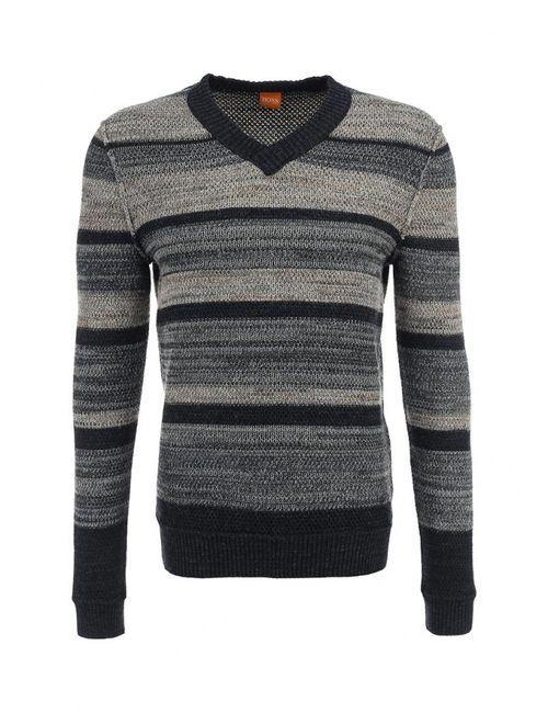 BOSS Orange   Мужской Многоцветный Пуловер