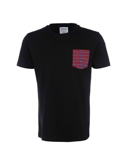 Burton Menswear London   Мужская Черный Футболка