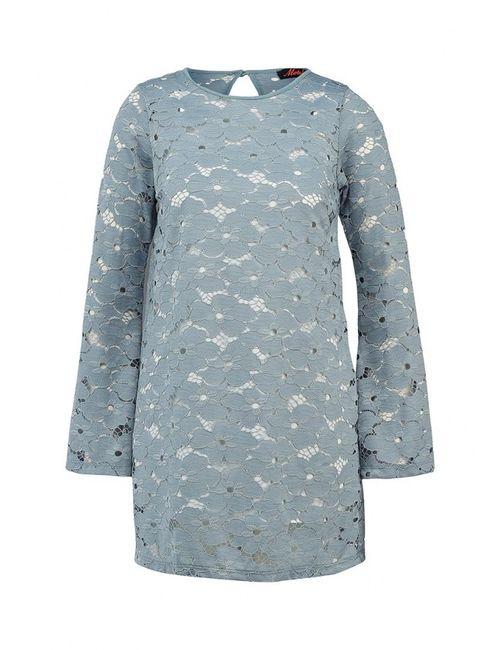 Motel rocks | Женское Голубое Платье