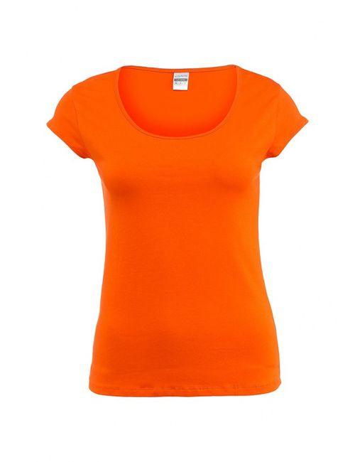 Vis-a-Vis | Женская Оранжевая Футболка