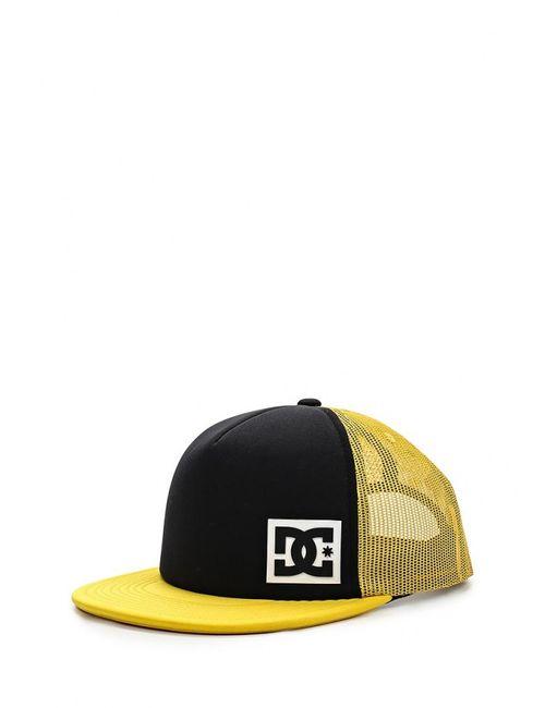 Dcshoes | Мужская Жёлтая Бейсболка