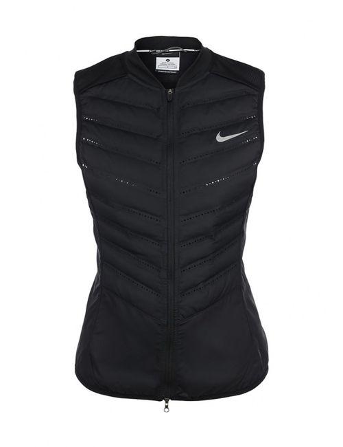 Nike | Женский Чёрный Жилет Спортивный