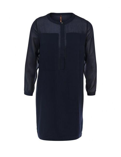 Baon | Женское Синее Платье