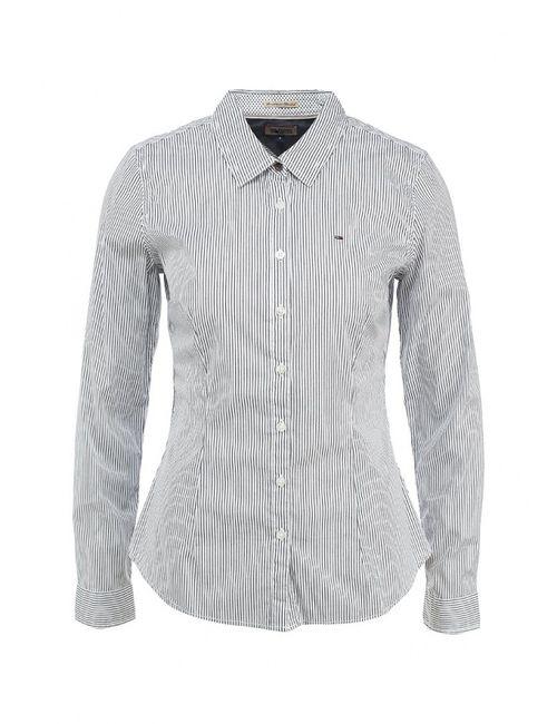 Tommy Hilfiger Denim | Женская Серая Рубашка