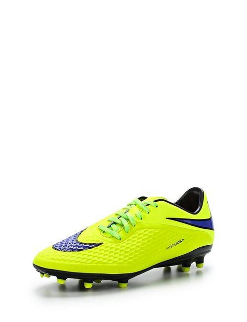 Nike   Мужские Жёлтые Бутсы