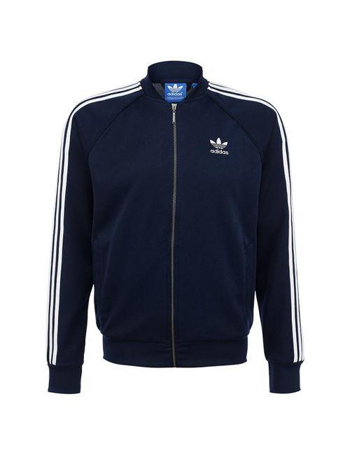 adidas Originals | Мужская Синяя Олимпийка