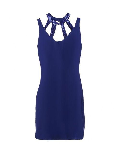 Catch | Женское Синее Платье