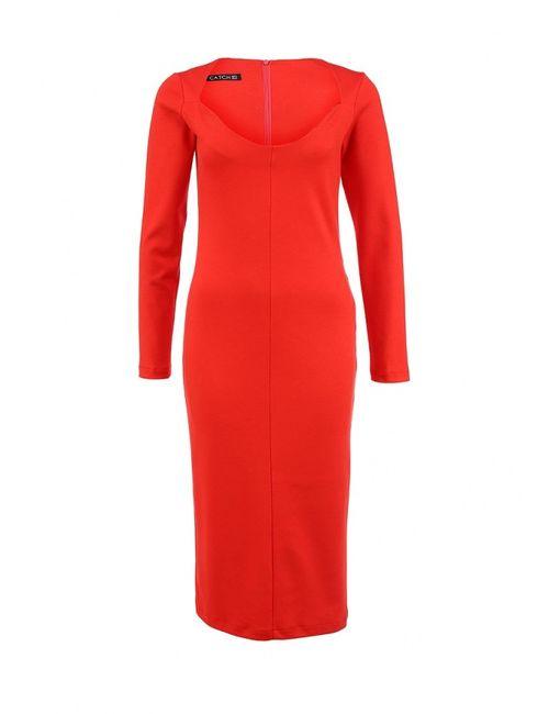 Catch | Женское Красное Платье