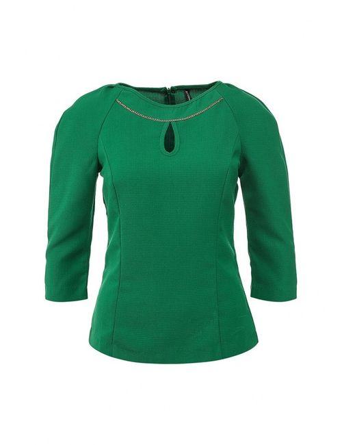 Concept Club | Женская Зелёная Блуза