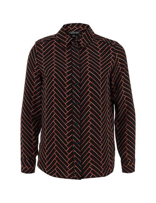 Topshop | Женская Многоцветная Блуза