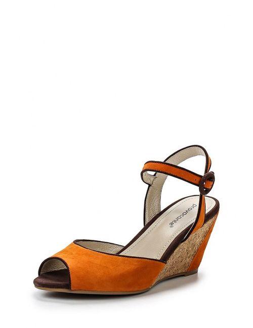Provocante | Женские Оранжевые Босоножки
