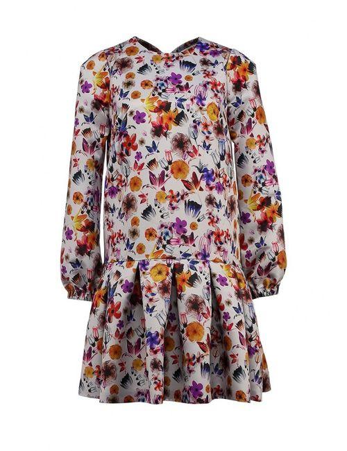 LUBLU | Женское Многоцветное Платье