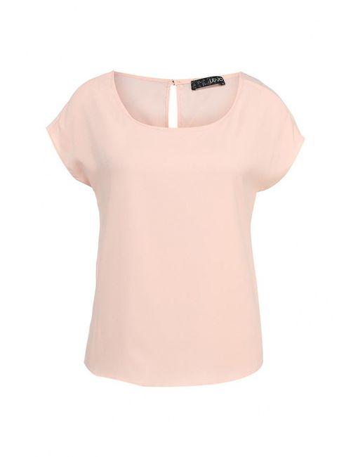 Liu •Jo   Женская Розовая Блуза