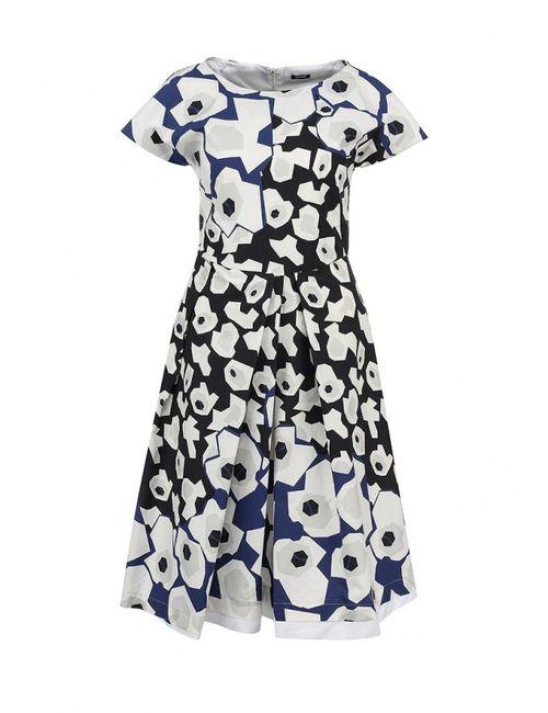 Jil Sander Navy | Женское Многоцветное Платье