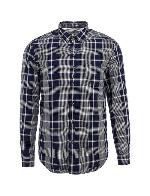 Diesel | Мужская Синяя Рубашка