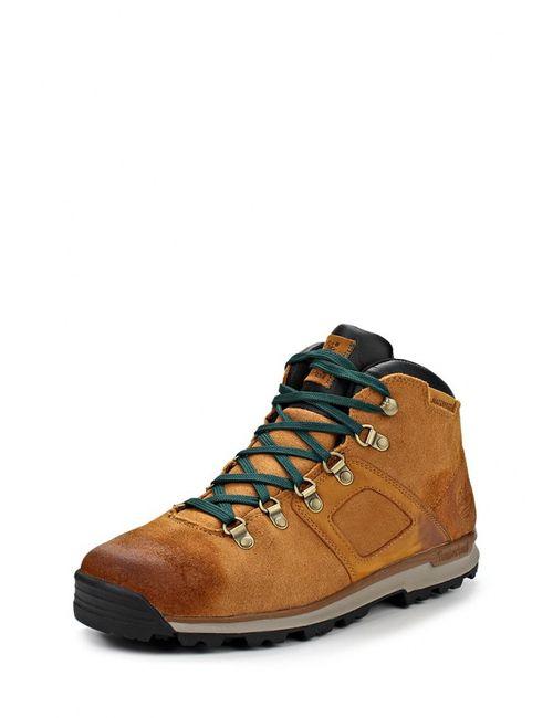 Timberland | Мужские Бежевые Ботинки