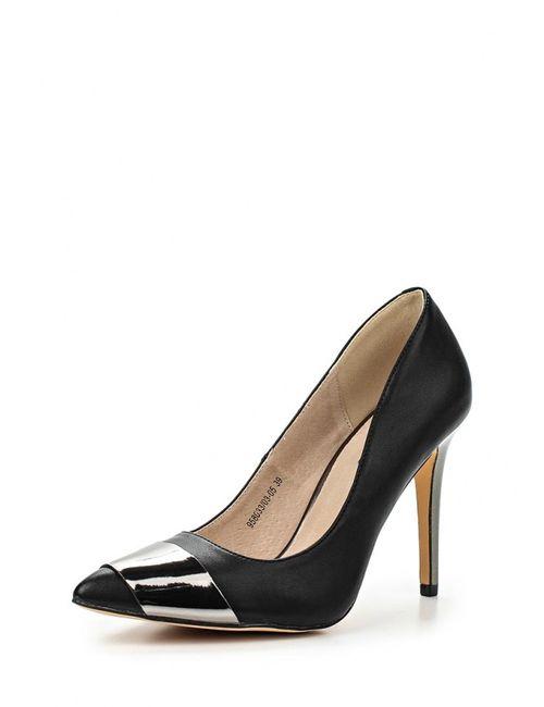 Elisabeth | Женские Чёрные Туфли