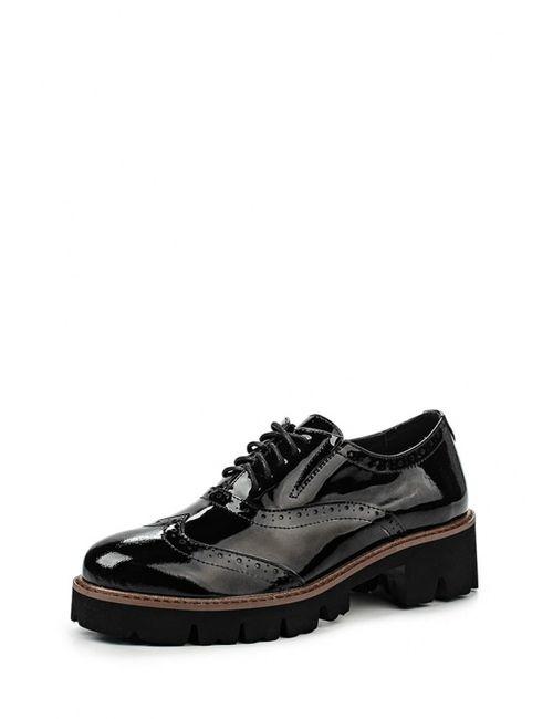Marie Collet | Женские Чёрные Ботинки