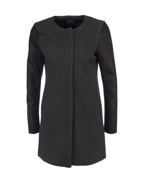 ICHI | Женское Зелёное Пальто