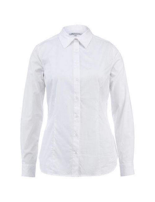 Tom Farr | Женская Белая Рубашка