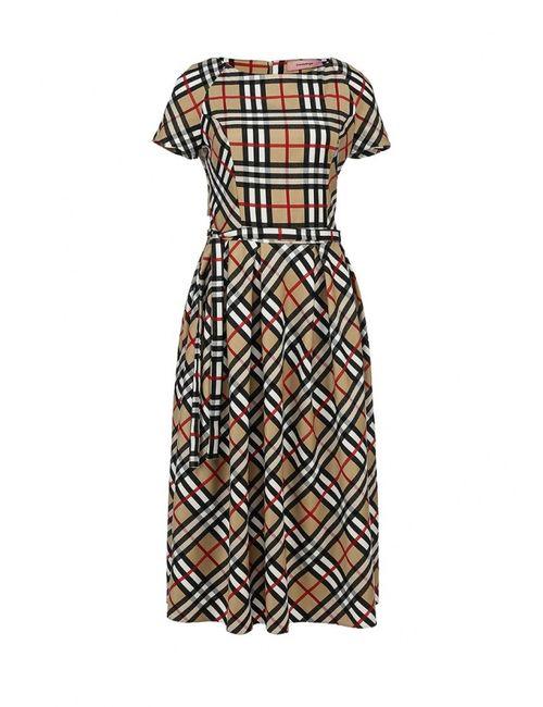 TrendyAngel   Женское Бежевое Платье