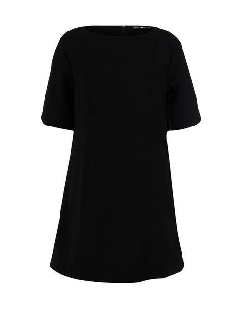 Befree   Женское Черный Минималистичное Платье