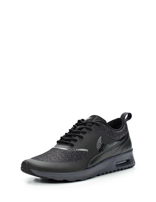 Nike | Женские Чёрные Кроссовки