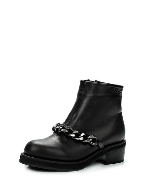 Allegri | Женские Чёрные Ботинки