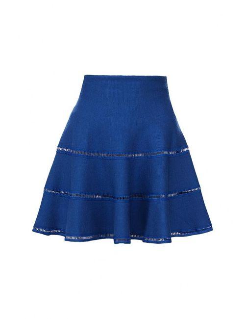 Sweewe | Женская Синяя Юбка