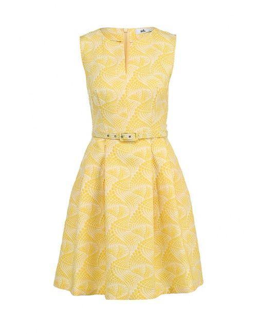 ADL | Женское Жёлтое Платье
