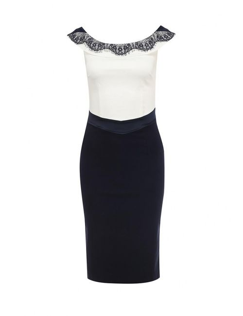 Hybrid | Женское Синее Платье